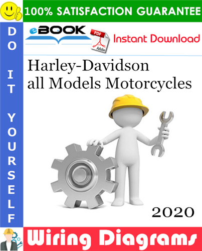 Thumbnail ☆☆ Best ☆☆ 2020 Harley-Davidson all Models Motorcycles Wiring and Circuit Diagrams