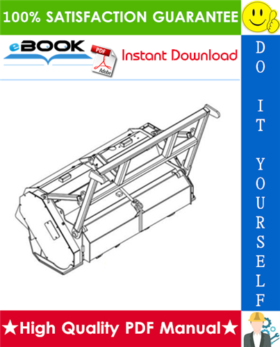 Thumbnail ☆ High-Quality ☆ Bobcat Forestry Cutter Operation & Maintenance Manual