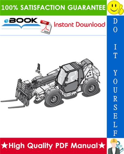Thumbnail ☆☆ Best ☆☆ Ingersoll-Rand VR638 Telescopic Handler Operation & Maintenance Manual