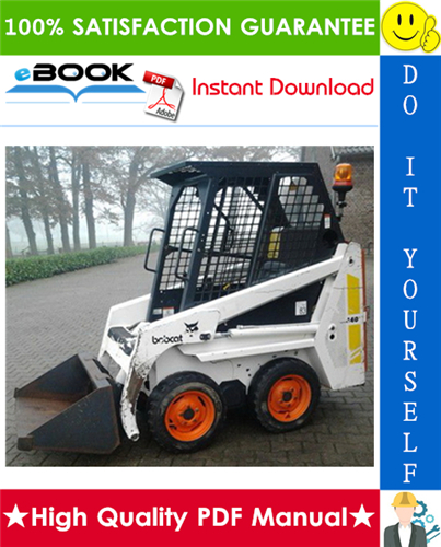 Thumbnail ☆☆ Best ☆☆ Bobcat 440, 443, 443B Skid Steer Loader Service Repair Manual