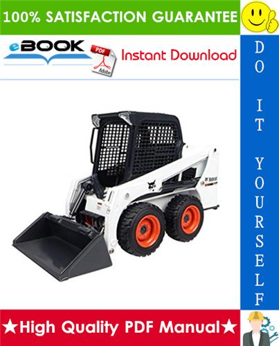 Thumbnail ☆☆ Best ☆☆ Bobcat 450, 453 Skid Steer Loader Service Repair Manual