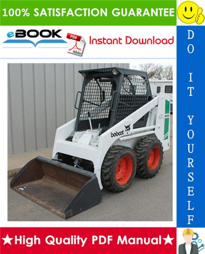 Thumbnail ☆☆ Best ☆☆ Bobcat 642B Skid Steer Loader Service Repair Manual