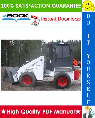 Thumbnail ☆☆ Best ☆☆ Bobcat 2400 Series Loader Service Repair Manual