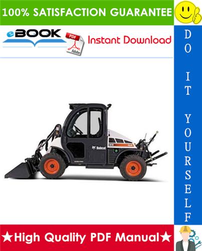 Thumbnail ☆☆ Best ☆☆ Bobcat Toolcat 5610 Utility Work Machine Service Repair Manual