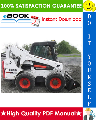 Thumbnail ☆☆ Best ☆☆ Bobcat A770 All-Wheel Steer Loader Service Repair Manual