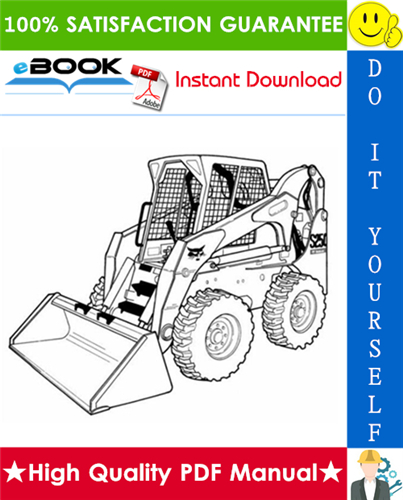 Thumbnail ☆☆ Best ☆☆ Bobcat S250, S300 Skid-Steer Loader Service Repair Manual