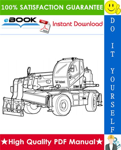 Thumbnail ☆☆ Best ☆☆ Bobcat TR35160, TR45190, TR50210, TR40250 Telescopic Handler Service Repair Manual