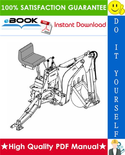 Thumbnail ☆☆ Best ☆☆ Bobcat Tractor Backhoe Service Repair Manual