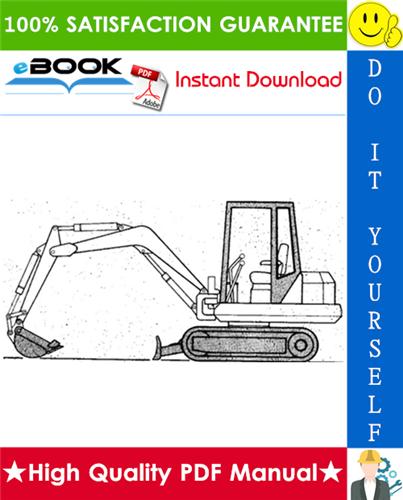 Thumbnail ☆☆ Best ☆☆ Bobcat X100 Excavator Service Repair Manual