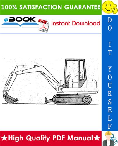Thumbnail ☆☆ Best ☆☆ Bobcat X100 Hydraulic Excavator Service Repair Manual + Operation & Maintenance Manual