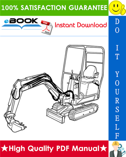 Thumbnail ☆☆ Best ☆☆ Bobcat 316 Hydraulic Excavator Service Repair Manual + Operation & Maintenance Manual + Hydraulic & Electrical Schematic