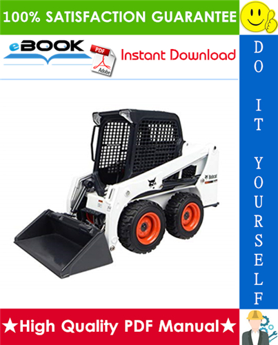 Thumbnail ☆☆ Best ☆☆ Bobcat 450, 453 Skid Steer Loader Service Repair Manual + Operation & Maintenance Manual + Wiring/Hydraulic/Hydrostatic Schematic