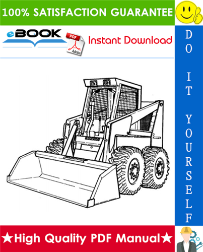 Thumbnail ☆☆ Best ☆☆ Bobcat 980 Skid Steer Loader Service Repair Manual + Operation & Maintenance Manual
