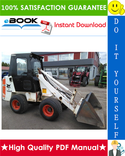 Thumbnail ☆☆ Best ☆☆ Bobcat 2000 RTF Rough Terrain Forklift Service Repair Manual + Operation & Maintenance Manual