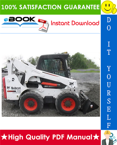 Thumbnail ☆☆ Best ☆☆ Bobcat A770 All-Wheel Steer Loader Service Repair Manual + Operation & Maintenance Manual + Wiring/Hydraulic/Hydrostatic Schematic
