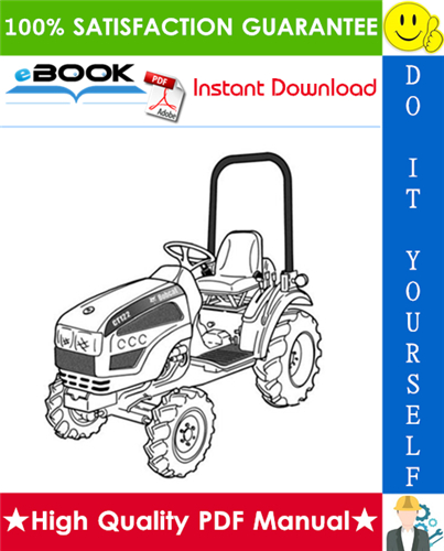 Thumbnail ☆☆ Best ☆☆ Bobcat CT122 Compact Tractor Service Repair Manual + Operation & Maintenance Manual + Wiring/Hydraulic/Hydrostatic Schematic