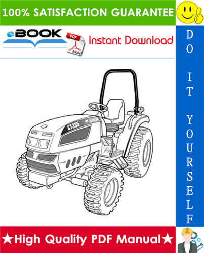 Thumbnail ☆☆ Best ☆☆ Bobcat CT335 Compact Tractor Service Repair Manual + Operation & Maintenance Manual + Wiring/Hydraulic/Hydrostatic Schematic