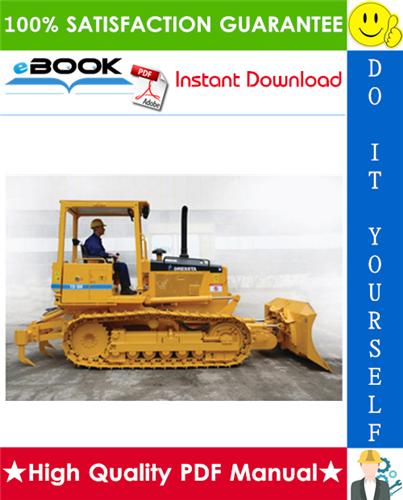 Thumbnail ☆☆ Best ☆☆ Komatsu TD-7H, TD-8H, TD-9H Crawler Tractor Operation & Maintenance Manual