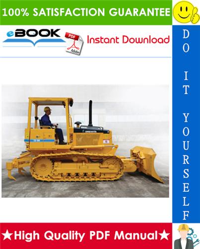 Thumbnail ☆☆ Best ☆☆ Komatsu TD-7H, TD-8H, TD-9H Crawler Tractor Service Repair Manual  (Serial Number: P025501- P026054, P035501- P036254, P045501- P046274)