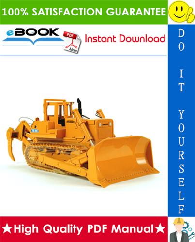 Thumbnail ☆☆ Best ☆☆ Dressta TD-40C Crawler Dozer Operation & Maintenance Manual (Serial Number: 1501 AND UP)