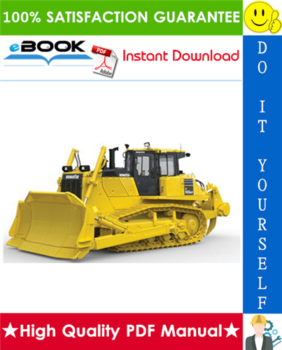 Thumbnail ☆☆ Best ☆☆ Komatsu D155AX-3 Bulldozer Operation & Maintenance Manual (Serial Number: 60001 and up)