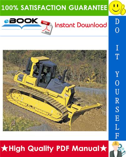Thumbnail ☆☆ Best ☆☆ Komatsu D61EX-12, D61PX-12 Bulldozer Operation & Maintenance Manual (Serial Number: 1001 and up)