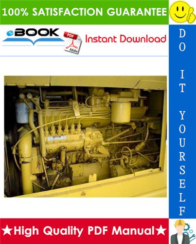 Thumbnail ☆☆ Best ☆☆ Komatsu-Cummins N-855 Series Diesel Engine Service Repair Manual