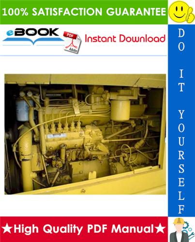 Thumbnail ☆☆ Best ☆☆ Komatsu 6D105 Series Diesel Engine Service Repair Manual