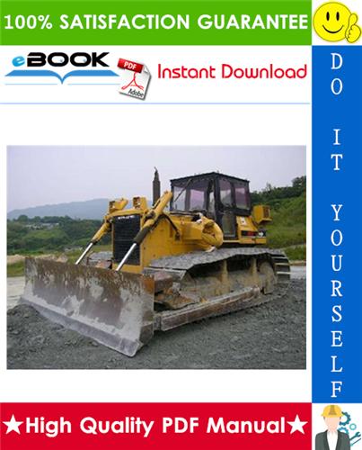 Thumbnail ☆☆ Best ☆☆ Komatsu D60A-6, D60P-6, D65A-6, D65P-6 Bulldozer Service Repair Manual