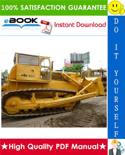 Thumbnail ☆☆ Best ☆☆ Komatsu D80A-18, D80E-18, D80P-18, D85A-18, D85E-18, D85P-18 Bulldozer Service Repair Manual