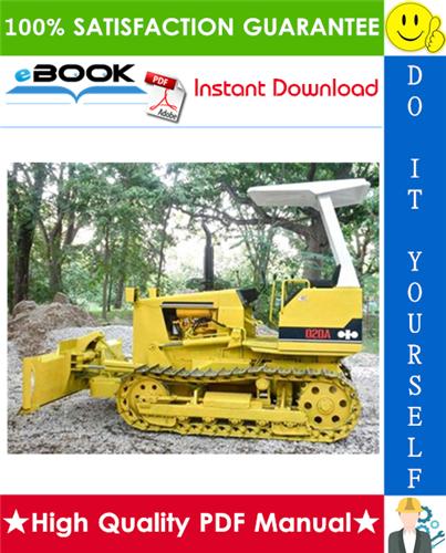 Thumbnail ☆☆ Best ☆☆ Komatsu D20PL-7, D20PLL-7, D20AG-7, D20P-7A, D20PG-7A, D21A-7, D21S-7, D21AG-7, D21QG-7, D21PG-7A, D21A-7T Bulldozer Service Repair Manual