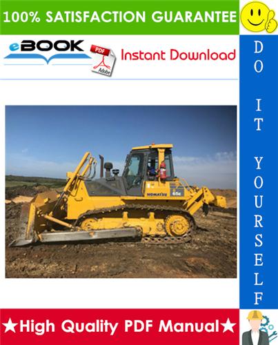 Thumbnail ☆☆ Best ☆☆ Komatsu D65E-12, D65P-12, D65EX-12, D65PX-12 Bulldozer Service Repair Manual (Serial Number: 60001 and up)