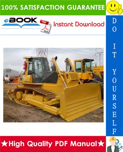 Thumbnail ☆☆ Best ☆☆ Komatsu D65EX-15, D65PX-15, D65WX-15 Bulldozer Operation & Maintenance Manual (Serial Number: 67001 and up)