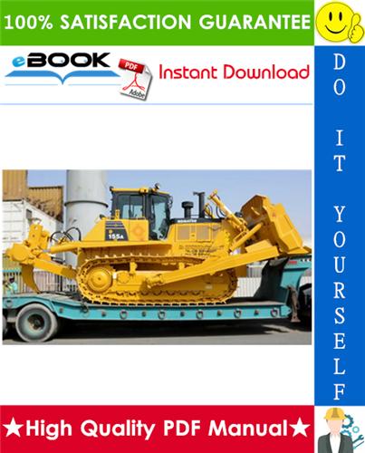 Thumbnail ☆☆ Best ☆☆ Komatsu D155A-5 Bulldozer Operation & Maintenance Manual (Serial Number: 65139 and up)