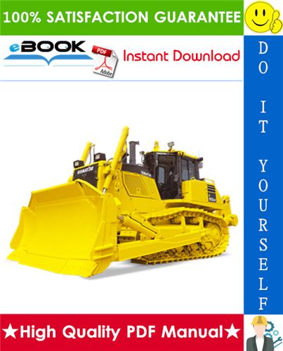 Thumbnail ☆☆ Best ☆☆ Komatsu D155A-2 Bulldozer Service Repair Manual (Serial Number: 57001 and up)