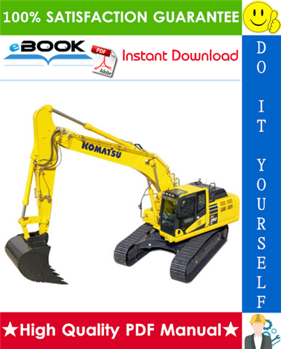 Thumbnail ☆☆ Best ☆☆ Komatsu PC290LC-10 Hydraulic Excavator Service Repair Manual (Serial Number: A25001 and up)