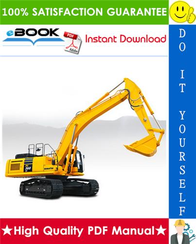 Thumbnail ☆☆ Best ☆☆ Komatsu PC360LC-10, PC390LC-10 Hydraulic Excavator Service Repair Manual