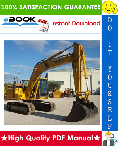 Thumbnail ☆☆ Best ☆☆ Komatsu PC160-6K, PC180LC-6K, PC180NLC-6K Hydraulic Excavator Service Repair Manual (Serial Number: K30001 and up)