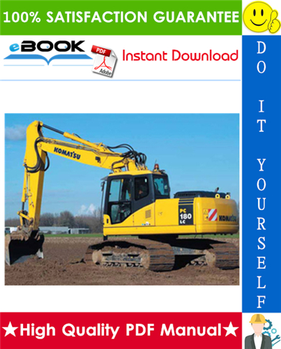 Thumbnail ☆☆ Best ☆☆ Komatsu PC180LC-3K, PC180LLC-3K, PC180NLC-3K Hydraulic Excavator Parts Manual (Serial Number: K10001 and up)