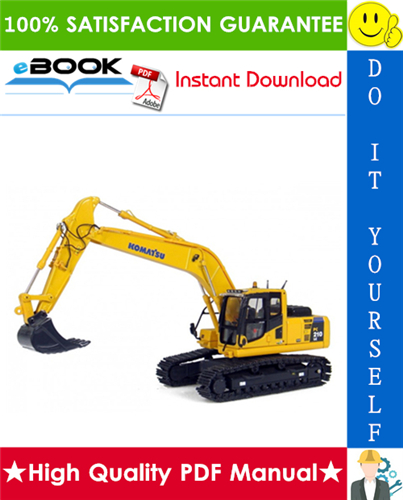Thumbnail ☆☆ Best ☆☆ Komatsu PC210-3KP, PC210LC-3KP, PC240-3KP, PC240LC-3KP, PC240NLC-3KP Hydraulic Excavator Parts Manual (Serial Number: K15001 and up)