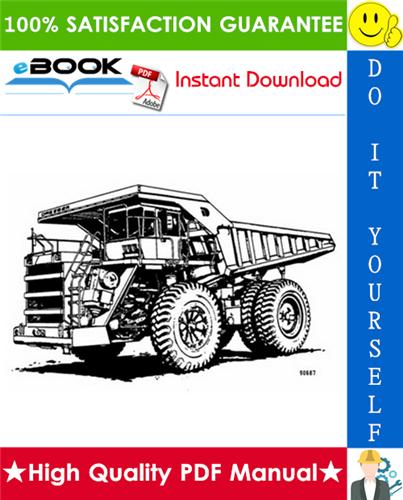 Thumbnail ☆☆ Best ☆☆ Komatsu 325M Dump Truck Service Repair Manual