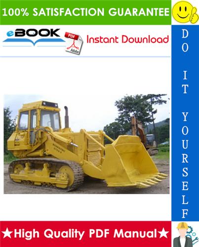 Thumbnail ☆☆ Best ☆☆ Komatsu D75S-2 Dozer Shovel Service Repair Manual (Serial Number: 1004 and up)