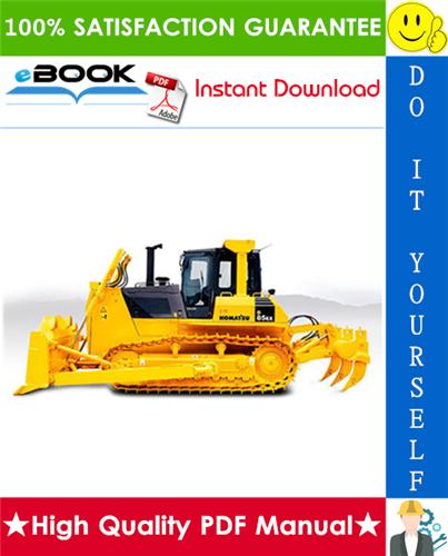 Thumbnail ☆☆ Best ☆☆ Komatsu D85EX-15E0, D85PX-15E0 Bulldozer Operation & Maintenance Manual (Serial Number: 11601 and up)