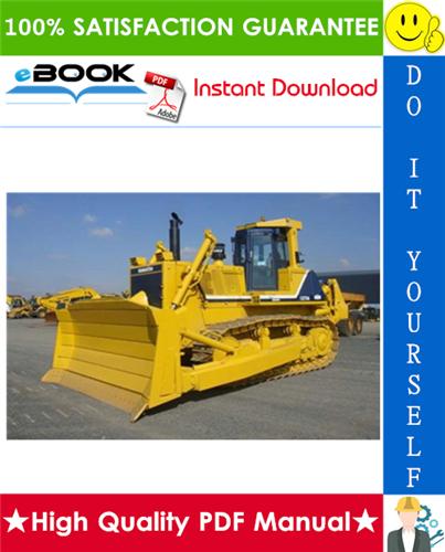 Thumbnail ☆☆ Best ☆☆ Komatsu D275A-5 Bulldozer Service Repair Manual (Serial Number: 25001 and up)