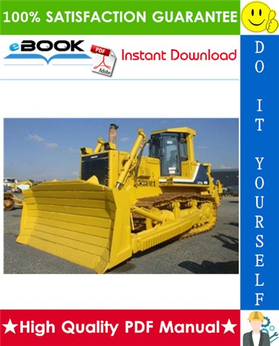 Thumbnail ☆☆ Best ☆☆ Komatsu D275A-5R Bulldozer Service Repair Manual (Serial Number: 35001 and up)