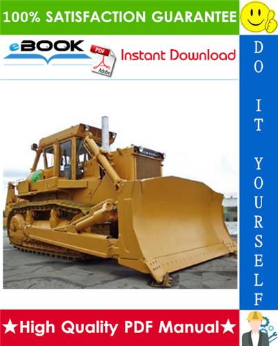 Thumbnail ☆☆ Best ☆☆ Komatsu D355A-5 Bulldozer Service Repair Manual (Serial Number: 12622 and up)