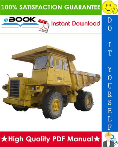 Thumbnail ☆☆ Best ☆☆ Komatsu HD205-3 Dump Truck Service Repair Manual (Serial Number: 1003 and up)