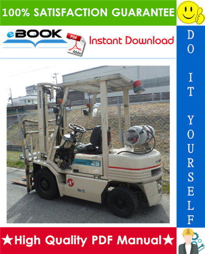 Thumbnail ☆☆ Best ☆☆ Komatsu FG20-14, FG25-14, FG30-14, FG20H-14, FG25H-14, FG30H-14, FD20-14, FD25-14, FD30-14, FD20H-14, FD25H-14, FD30H-14, FD20J-14, FD25J-14, FD30J-14 Forklift T