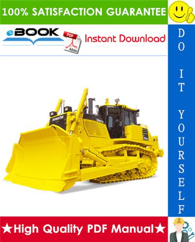Thumbnail ☆☆ Best ☆☆ Komatsu D155AX-5 Bulldozer Service Repair Manual + Field Assembly Manual + Operation & Maintenance Manual (Serial Number: 70001 and up, 76001 and up)