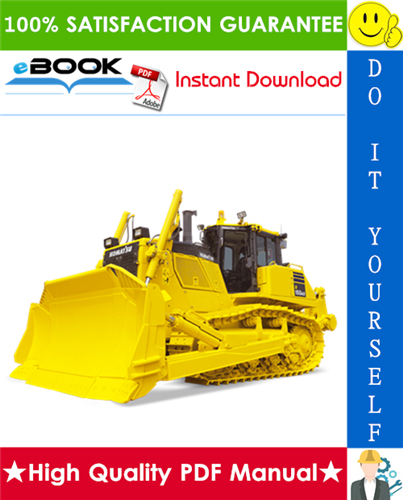 Thumbnail ☆☆ Best ☆☆ Komatsu D155AX-6 Bulldozer Service Repair Manual + Field Assembly Manual + Operation & Maintenance Manual (Serial Number: 80001 and up)